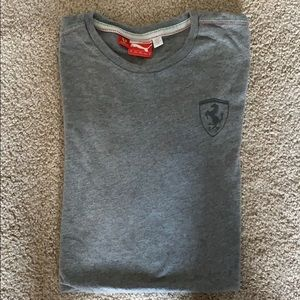 Men's Puma Ferrari t-shirt
